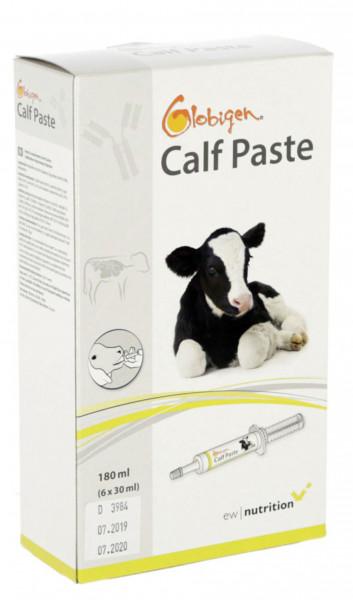 Calf Paste, unterstützt Kälber für einen gesunden Start ins Leben, 6x 30 ml Injektor in einer Packung