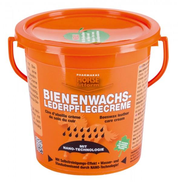 Bienenwachs-Lederpflegecreme reinigt und pflegt alle Lederarten