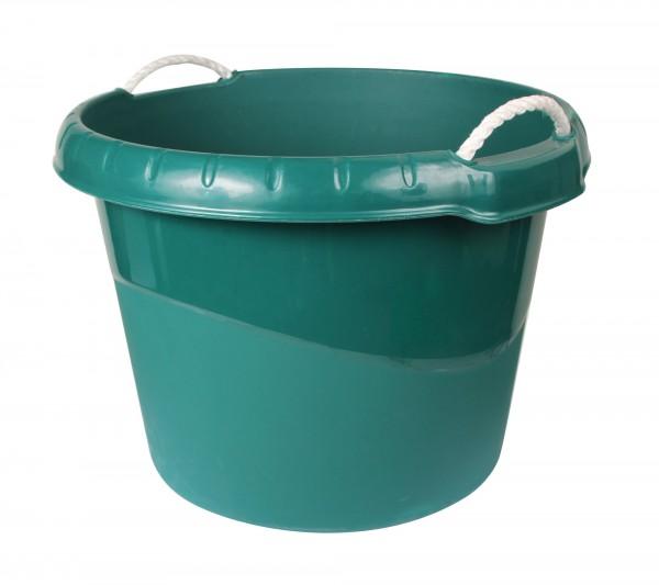 Großer Wasser- und Futtertrog für verschiedenste Einsatzbereiche mit 45 Liter Fassungsvermögen