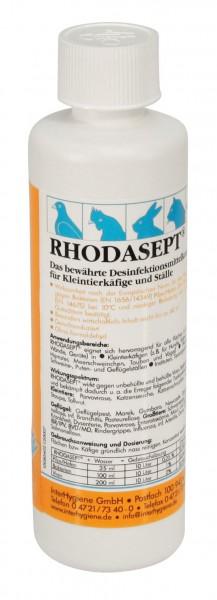 Stalldesinfektionsmittel RHODASEPT® wirksam gegen Viren, Bakterien, Pilze, Inhalt 250 g