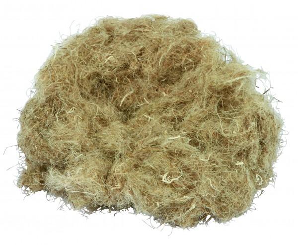 Natürlicher Nestbaustoff für Hamster und andere Nager, aus 100% Hanf