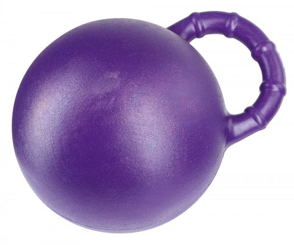 Pferdespielball mit Aroma, aus sehr widerstandsfähigem, extrem bissfestem Material