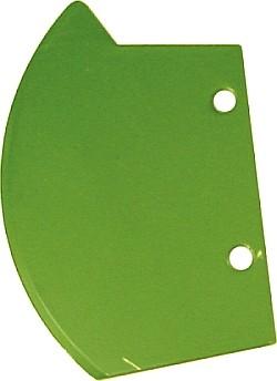 Grünzeugschneider, Grünfutterschneider, Brennnesselschneider Ersatz-Messer