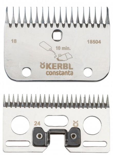 AR2 Schermesser-Set, Scherkopf 60, 3 mm Schnittlänge, Normalschur 18/24 Z