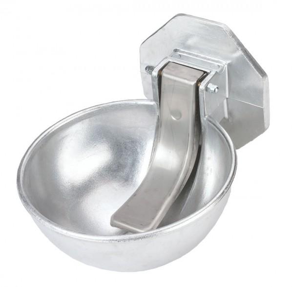 Aluminium-Tränkebecken für Weidefassanbau, geeignet als Tränke für Rinder und Pferde