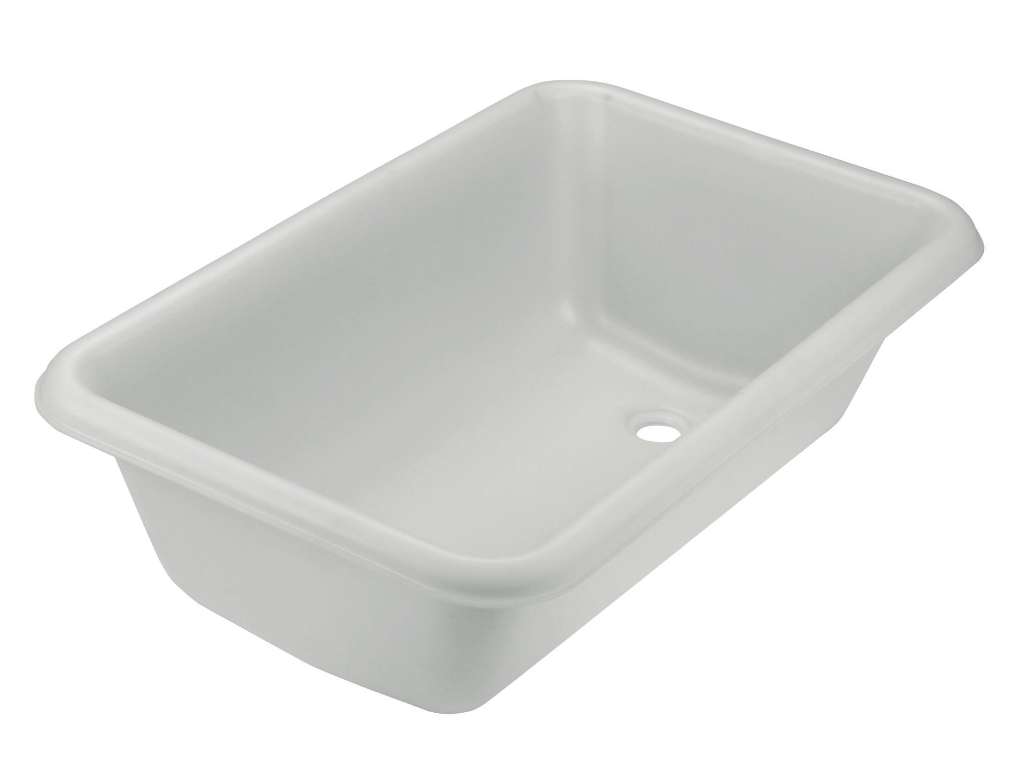 Sp lwanne aus kunststoff land warenhaus for Kunststoff waschbecken