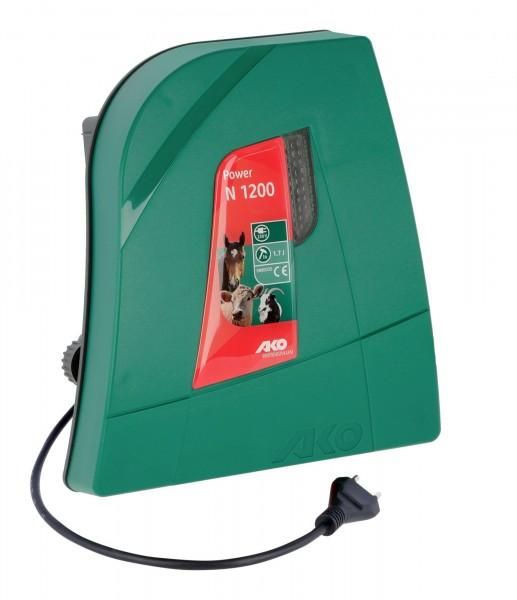 Power N 1200 230 V Netzgerät für kurze Zäune und wenig Bewuchs