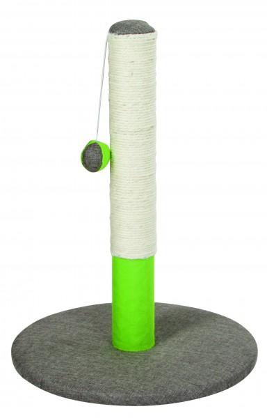 Kleine Kratzsäule Opal Basic mit Sisal umwickelt, optimal für die natürlichen Kratzgewohnheiten Ihres Stubentigers