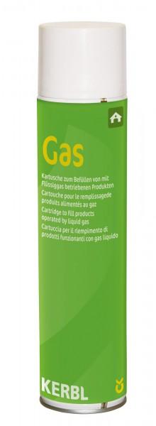 Gaskartusche mit Propan/ Butan- Gemisch für Euterhaarentferner Preventa