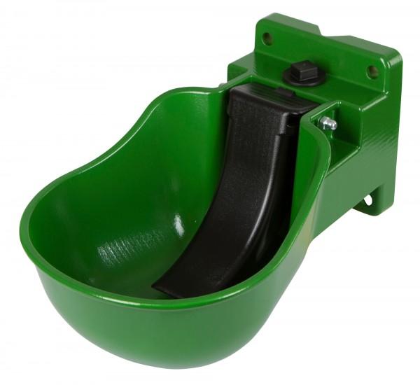 Tränkebecken K50 aus Kunststoff in der Farbe grün