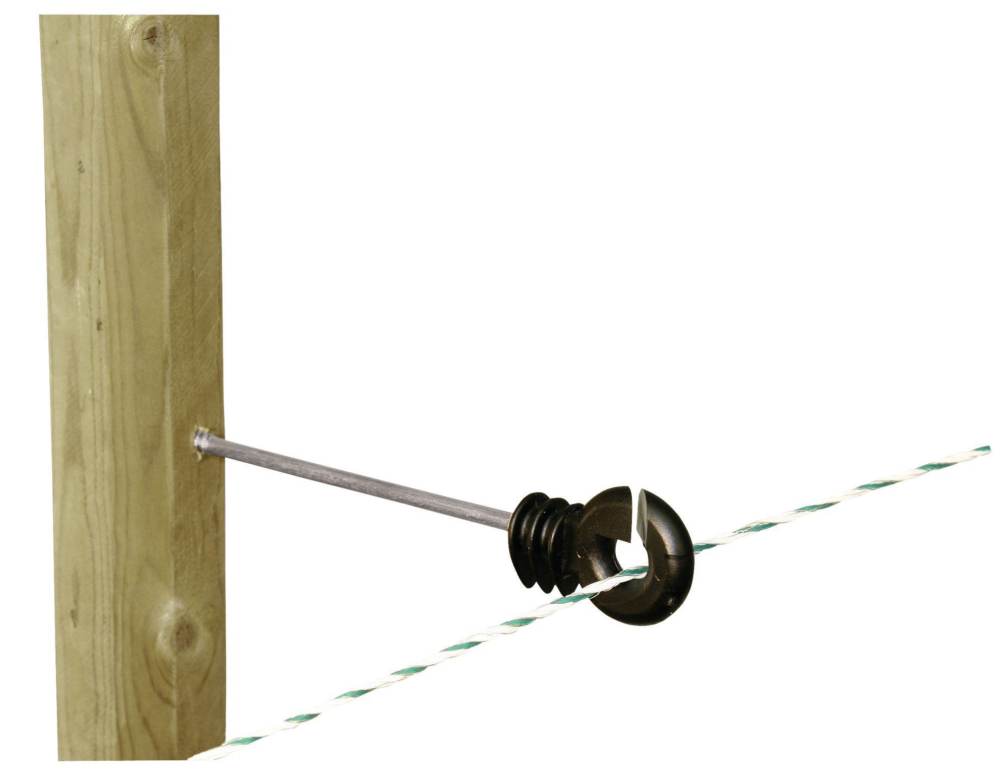 Stütze 22 cm lang AKO Langstiel 441480 Ringisolator Abstandhalter 10 Stück