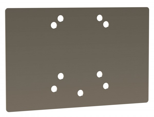Tränkebecken-Montageplatte für IBC-Behälter, Befestigungsplatte