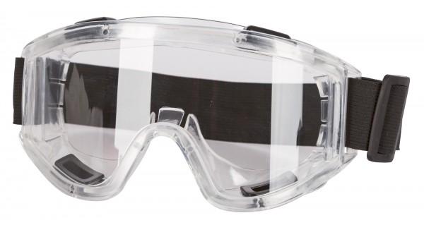 Panorama-Vollsichtbrille für ein verzerrfreies Blickfeld von 180°
