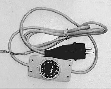 Ersatz-Zeitschaltuhr für Elektro-Kartoffeldämpfer Futterdämpfer