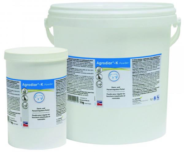 Agrodiar®-K Powder Nährschleim bei Durchfallkälber, 1 kg Dose