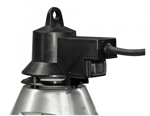 Infrarot-Wärmestrahlgerät mit 2,5 m Kabel oder 5,0 m Kabel mit Sparschalter, Detailansicht