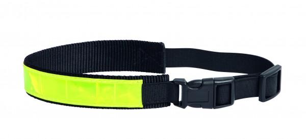 Reflektierendes Halsband elastisch, Sicherheitshalsband