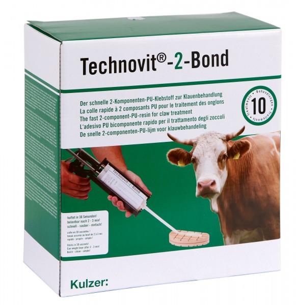 Technovit-2-Bond 2-Komponenten-PU-Klebstoff zur Klauenbehandlung, Starterset
