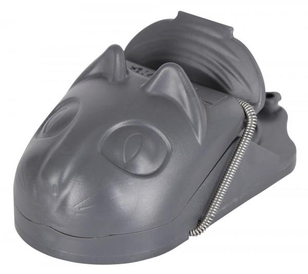 Mausefalle MouseStop, effektive und sofort gebrauchsfertige Mausefalle inkl. Spezialauslöser
