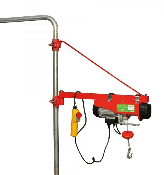 Schwenkarm für Seilwinde passend für die elektrischen Seilwinden mit den Artikel-Nr. 37123 + 37126