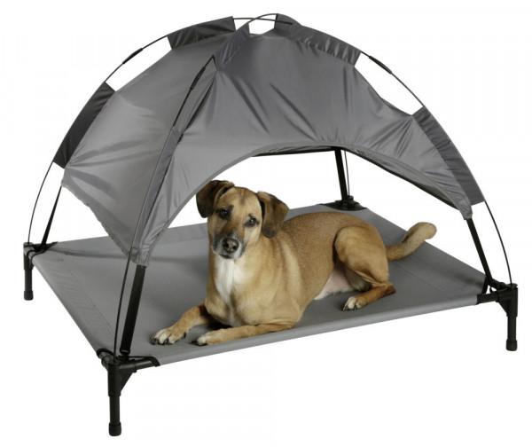 Hundeliege Vacation Top abnehmbares Dach spendet Schatten und schützt vor direkter Hitze im Sommer