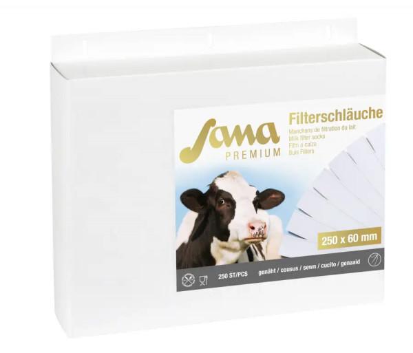 Milchfilter in Premiumqualität, speziell für große Milchmengen und höchste Anforderungen