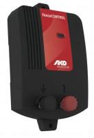 FenceCONTROL mobile Überwachung und Steuerung von Zaunanlagen, Gerät mit schwarzem Gehäuse