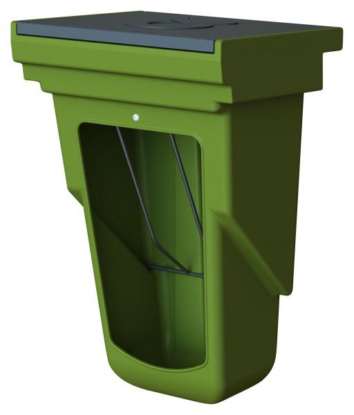 Kombi-Futterbox für Einzelkälberhütten, 11,5 Liter