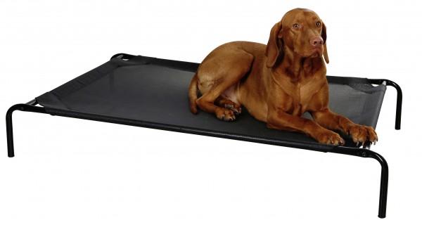 Hundeliege für besonders kalte Fußböden im Winter oder aufgeheizte Terrassen im Sommer