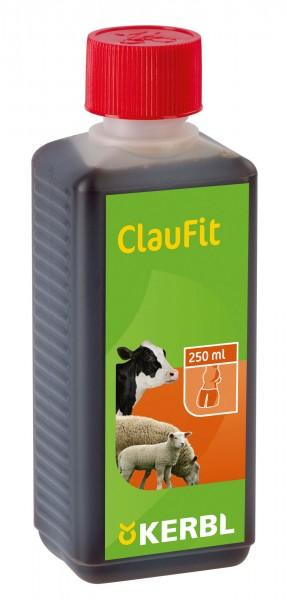 Klauenpflegetinktur CLAUFIT, 250 ml für Rinder, Schafe und Pferde, Reinigungs- und Pflegelösung