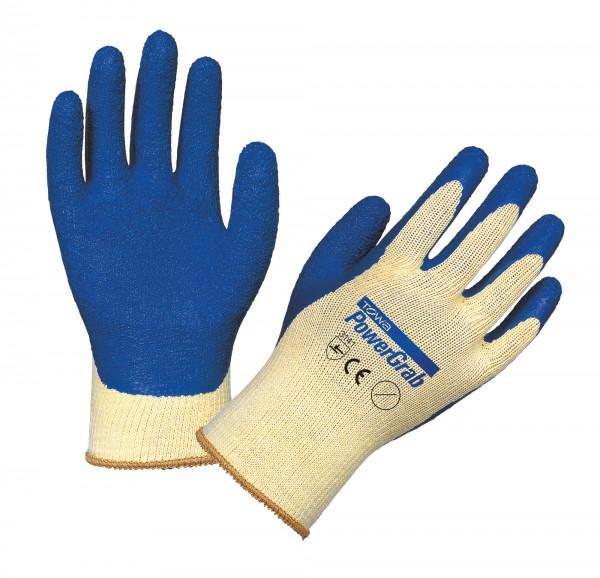 Handschuh PowerGrab, Feinstrickhandschuh (10 Gauge) aus Polyester/Baumwolle