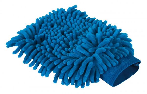 Mikrofaser-Pflegehandschuh sanft zu Pfoten und Haut, Handschuh für Links- und Rechtshänder geeignet