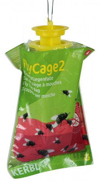 FlyCage2 Fliegenfalle zum Aufhängen in Ställen oder Outdoor