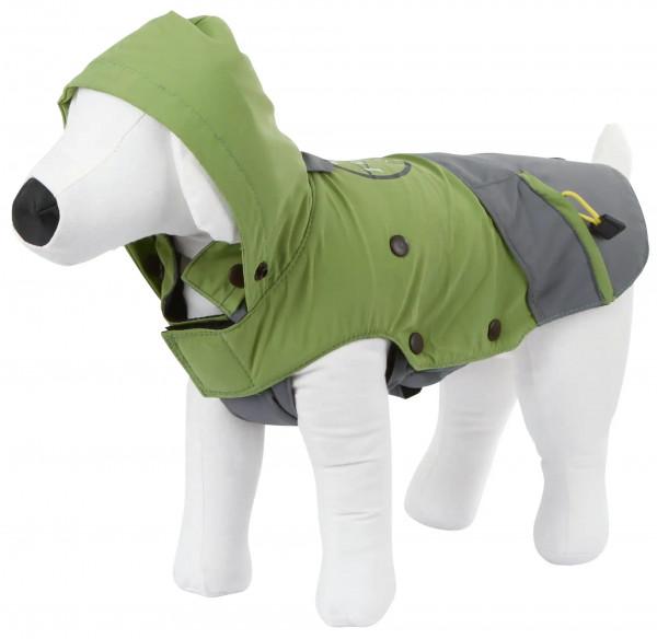 Hundemantel Vancouver, sportlicher, robuster Hundemantel für nasskalte Herbst- und Wintertage