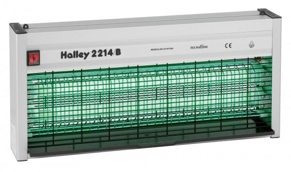 elektrischer Fliegenfänger Halley Green Line, besonders effektiv und sparsam, Modell 2214/B
