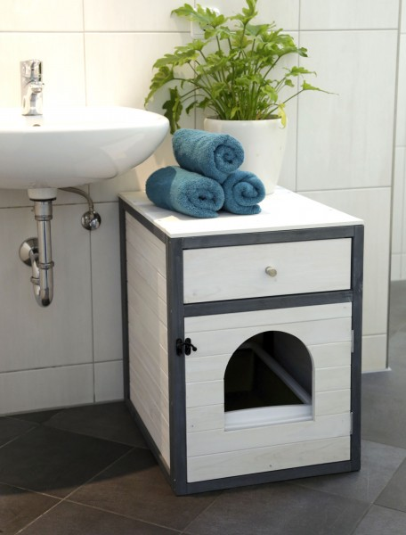 Katzenschrank Ida im schönen Möbeldesign