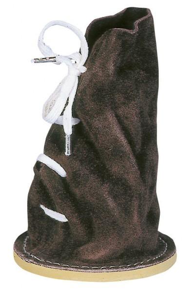 Klauenschuh für Schafe und Ziegen, robuster Schuh aus Leder mit fester Sohle