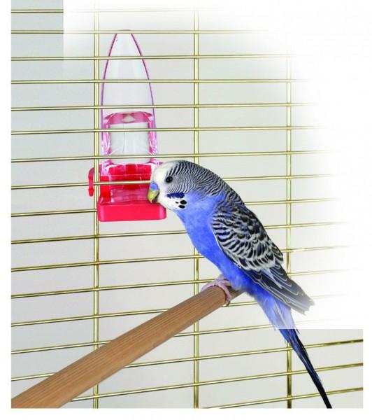 Wasser- und Futterautomat für den Vogelbauer