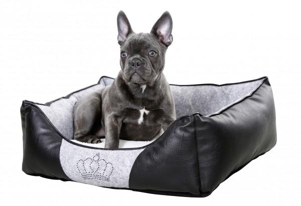 Kuschelbett Chiara, Schlafplatz für kleine Hunde und Katzen, in 2 Größen