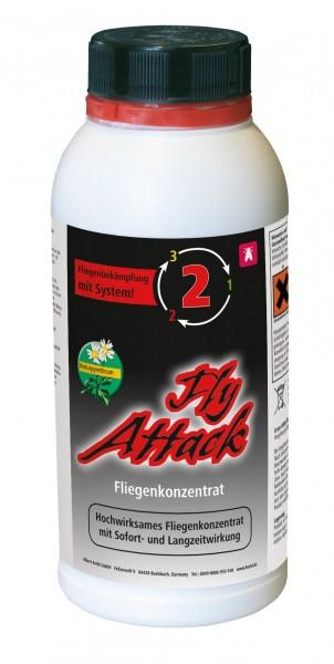 Stallfliegenkonzentrat FlyAttack* Stufe 2 für alle kriechenden und fliegenden Ungeziefer