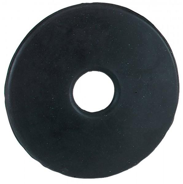 Gebissscheiben in der Farbe schwarz, paarweise, in 2 Größen