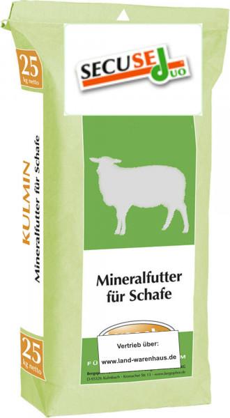 Mineralfutter für die Ganzjahresversorgung von Schafen