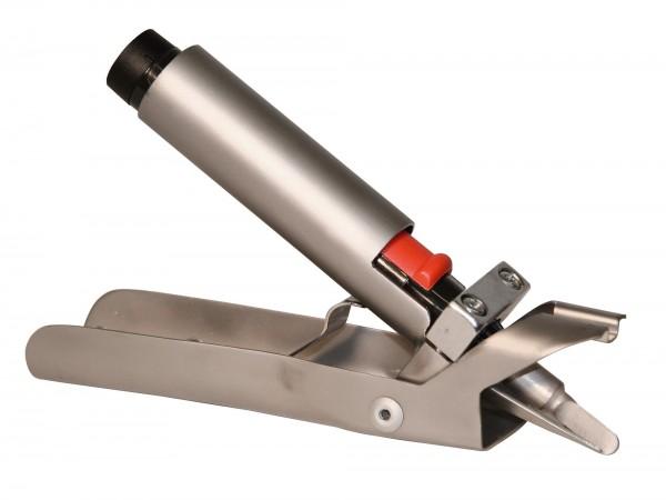 Gas-Schwanzkupiergerät für Ferkel