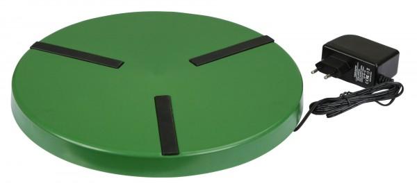 Heizplatte für Geflügeltränke, Tränkenheizung aus Kunststoff