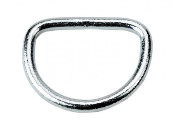 D-Glied, D-Ring verzinkt im preiswerten 10er Pack, verschiedene Größen