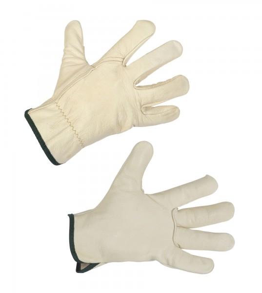 Handschuh aus geschmeidigem, weichem Nappaleder aus abriebfestem Rindsleder