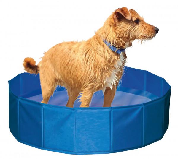 Hundepool aus robustem Kunststoffmaterial