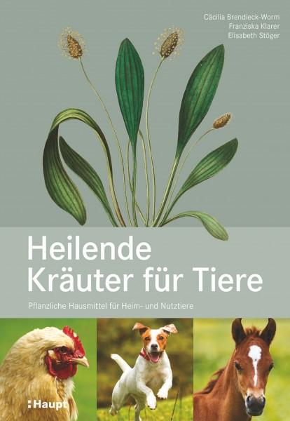 Heilende Kräuter für Tiere - Pflanzliche Hausmittel für Heim- und Nutztiere, Haupt