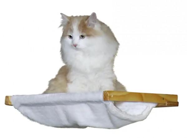 Wandhängematte für Katzen zur Befestigung an der Wand