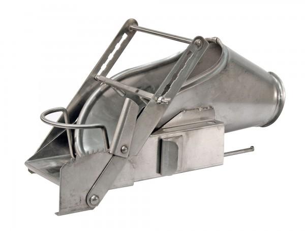 Kastrationsgerät für Ferkel, gefertigt aus Edelstahl zu leichten Reinigung